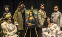 Finding Mona Lisa
